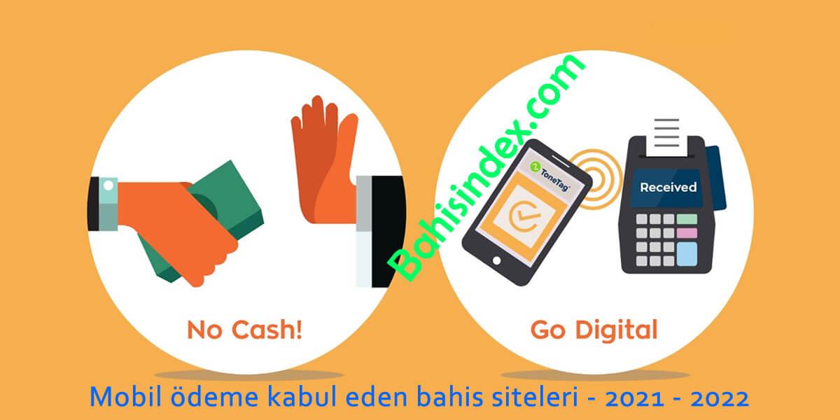 Faturalı hat ve Mobil ödeme bahis siteleri 2021 - 2022