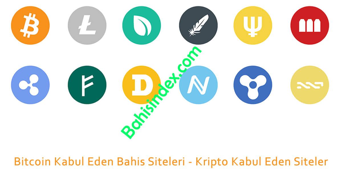 Kripto kabul eden siteler - Bitcoin bahis siteleri 2021 - 2022